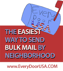 EveryDoorUSA.com - The Easiest Way to Send Bulk Mail by Neighborhood