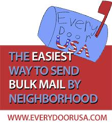 EveryDoorUSA.com - The Easiest Way to Send Bulk Mail by Neighborhood