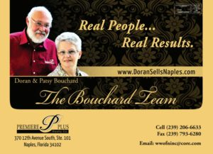 The Bouchard Team Every Door Direct Mail Piece