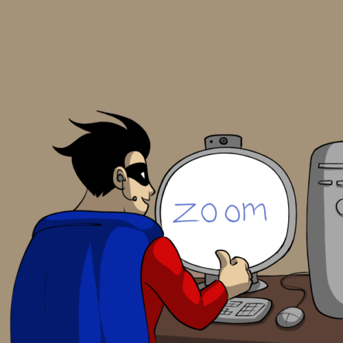 Preparing for your first Zoom meeting or webinar - The Direct Mail Man